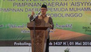 Muhammadiyah Ajarkan Kebaikan dengan Perbuatan