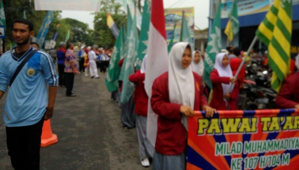 pawai-taaruf-muhammadiyah