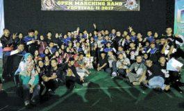 Drum Corps Pemuda Muhammadiyah Dengok Sapu Bersih Juara Event APMB