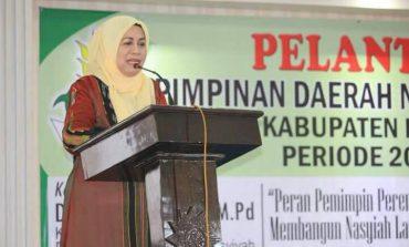 Machdumah Fadeli: Berharap Nasyiatul Aisyiyah Lamongan bisa Sinergi dengan Pemerintah