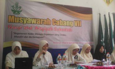 Musycab VII Nasyiatul Aisyiyah  Sukodadi, Nasyiah Harus Cerdas, Mandiri dan Berkemajuan