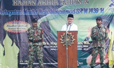 Hajriyanto Y. Thohari : Negara dan Muhammadiyah Punya Kesamaan Tujuan