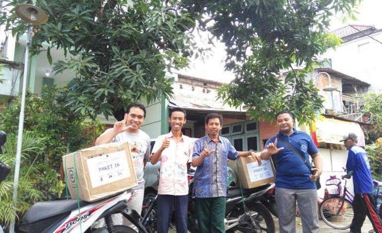Terima Hibah Buku Dari Perpusnas dan PP Muhammadiyah, Ransel Pustaka PD IPM Lamongan Siap Menebar Virus Literasi di Lamongan