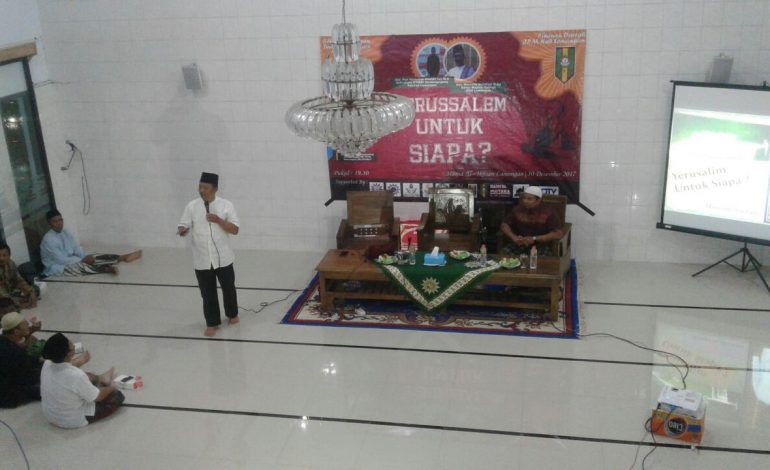 Sambut Tahun Baru 2018, IPM Lamongan Ajak Pelajar Kembali Ke Masjid