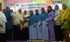 Zulik Astutik Terpilih Sebagai Ketua Nasyiatul Aisyiyah Moropelang