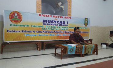 Generasi Muda Muhammadiyah Harus Perkuat Ideologi, ini Kata Zaki
