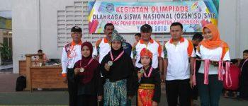 Emas itu Muncul Dari SD Muhammadiyah Pucuk