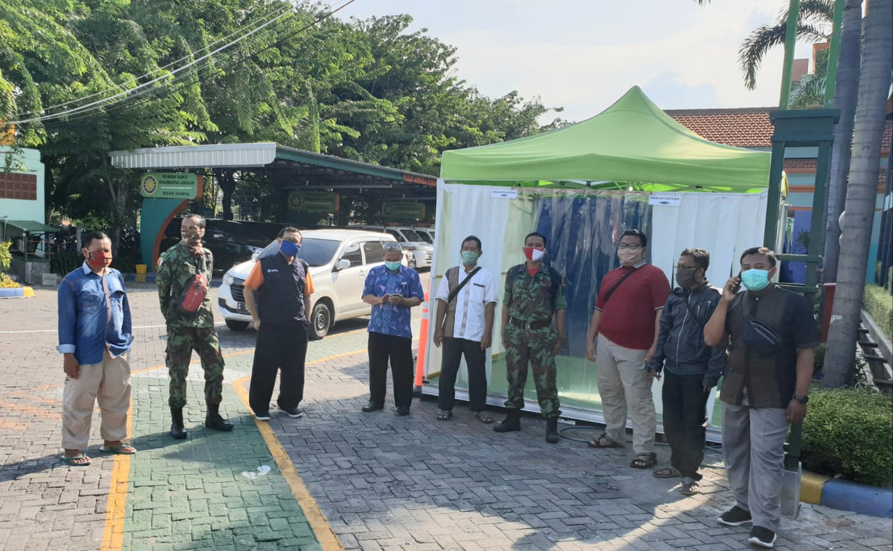 Muhammadiyah Covid 19 Comand Center