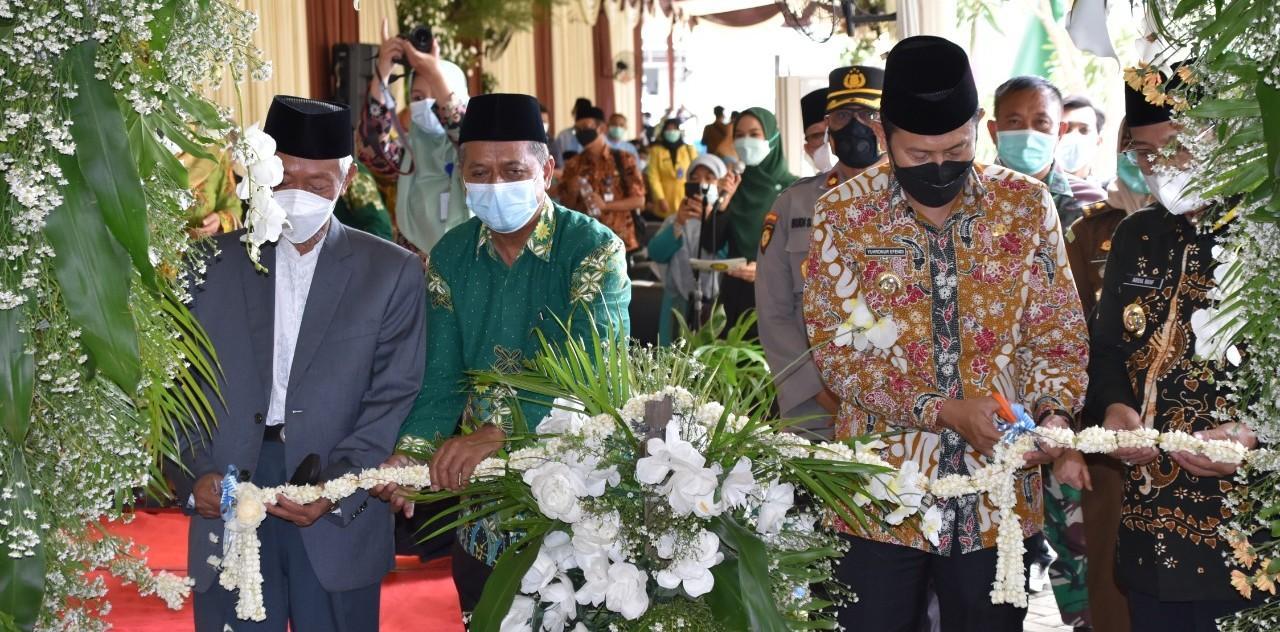 grand opening rs muhammadiyah kalikapas